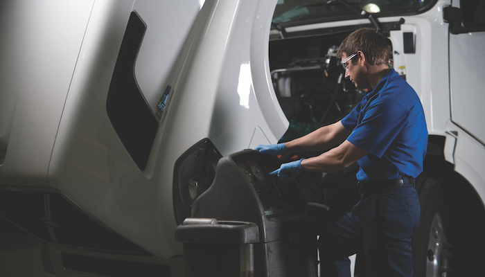 How new vehicle technology is shaping the trucking industry