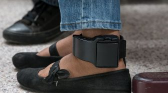 Electronic ankle monitor technology is faulty and imprecise