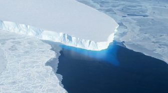 Climate change: Study underpins key idea in Antarctic ice loss
