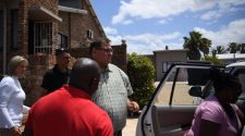 Willem Breytenbach was arrested at his psychologist's practice in Hartenbos. (Jaco Marais, Netwerk24)
