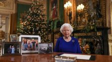 Queen's Christmas message: 2019 has 'felt quite bumpy'