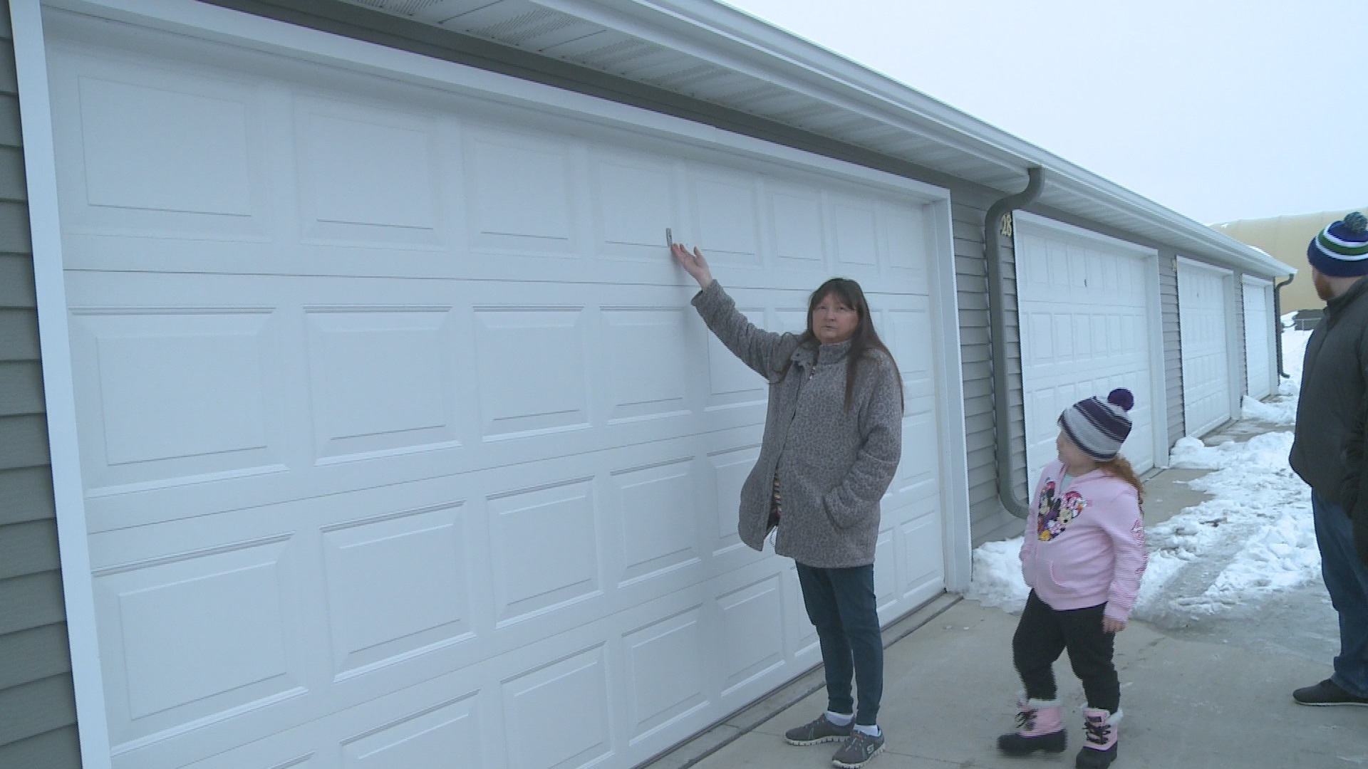 Fargo woman's car and Christmas presents stolen in garage break-in