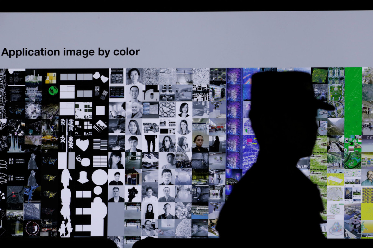 Exhibition in China reflects on loss of anonymity to facial recognition technology
