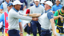 2019 Presidents Cup results, scores, standings: Justin Thomas caps late U.S. rally on Day 2