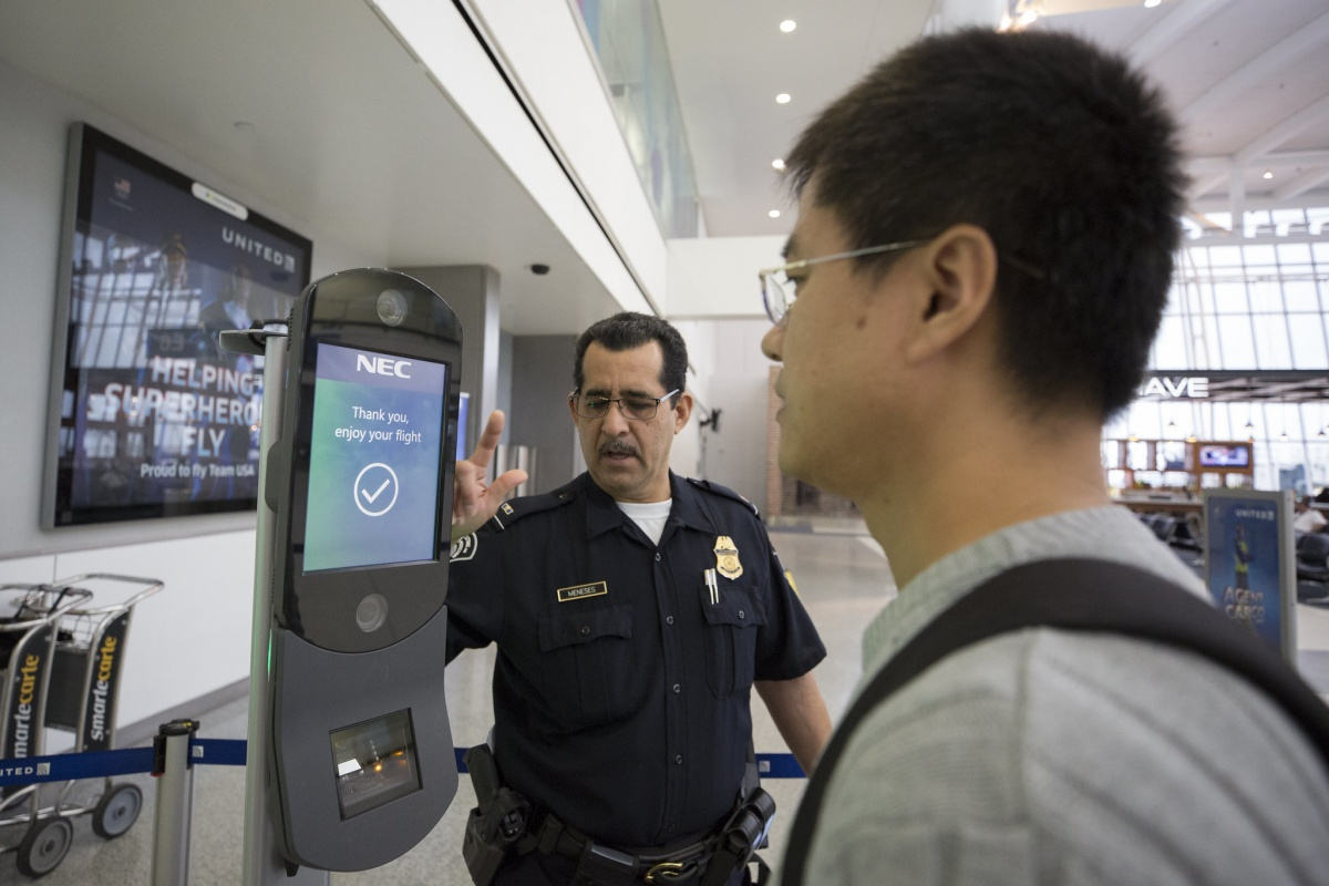Facial Recognition Technology Is Growing In Airports— Should Passengers Be Worried?