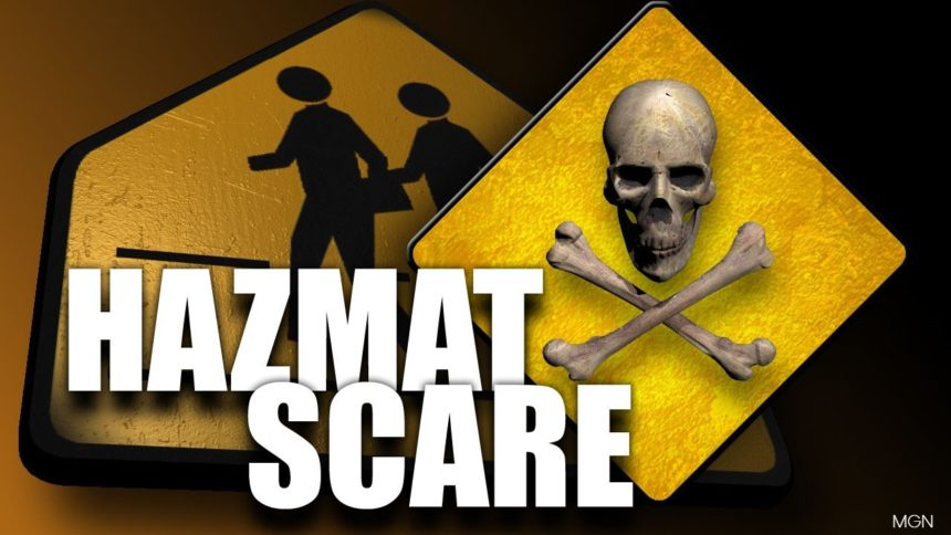BREAKING: HazMat evacuation lifted - WVVA