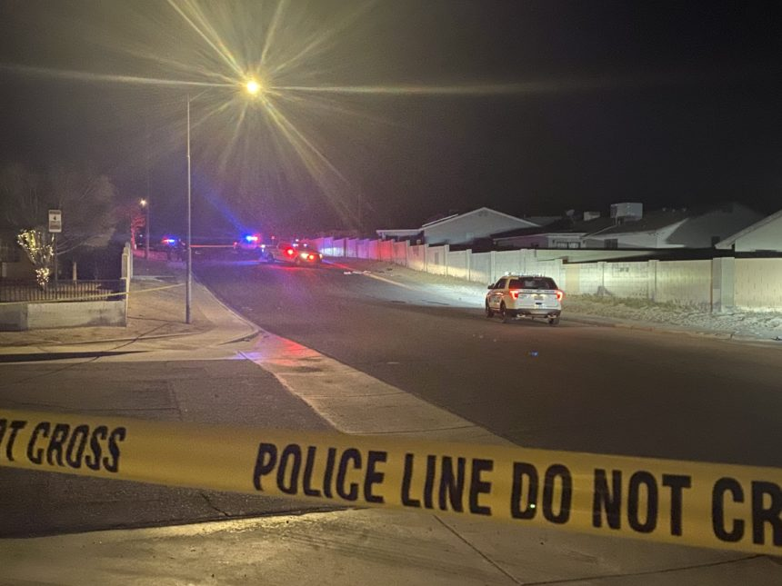 BREAKING NEWS: Shooting sends two to hospital