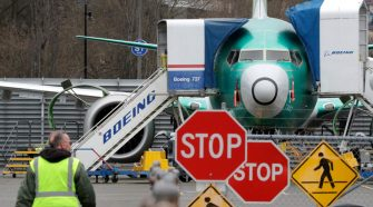 Boeing to Suspend 737 MAX Production in January