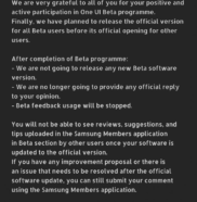 note 9 stable android 10 update