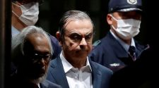 Carlos Ghosn: Ex-Nissan boss flees Japan for Lebanon