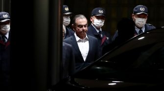 Carlos Ghosn Flees Trial in Japan for Lebanon
