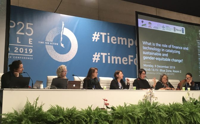 How climate finance and technology could better integrate women