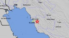 Iran earthquake hits near Bushehr nuclear power plant