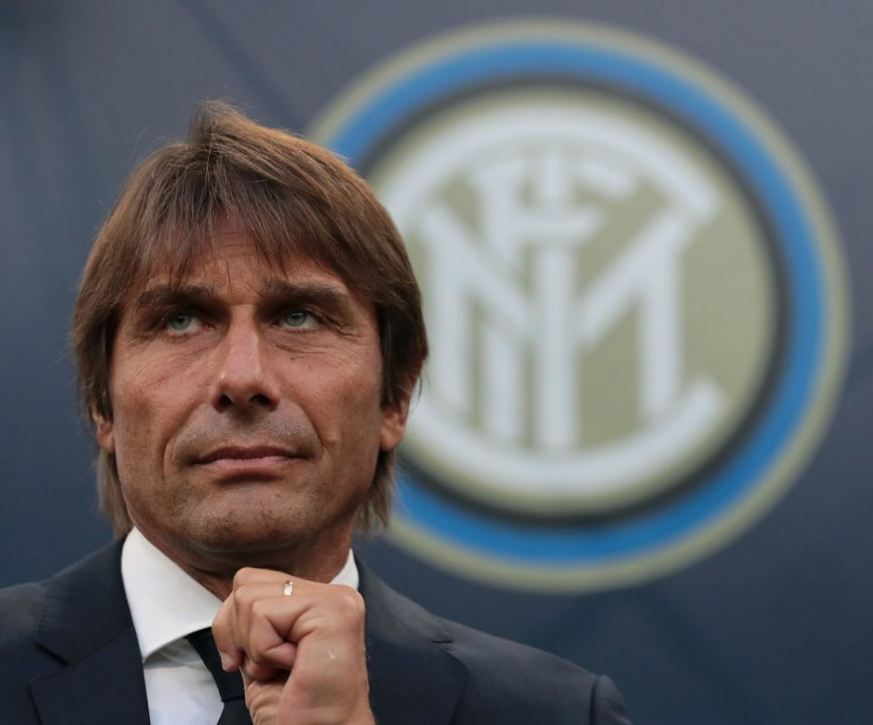Italian Report Highlights Antonio Conte's Importance In Breaking Inter's Winter Curse