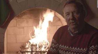 Kevin Spacey returns in another bizarre Christmas Eve video - CNN
