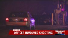 Metro police involved in shooting; suspect hospitalized in critical condition – FOX59