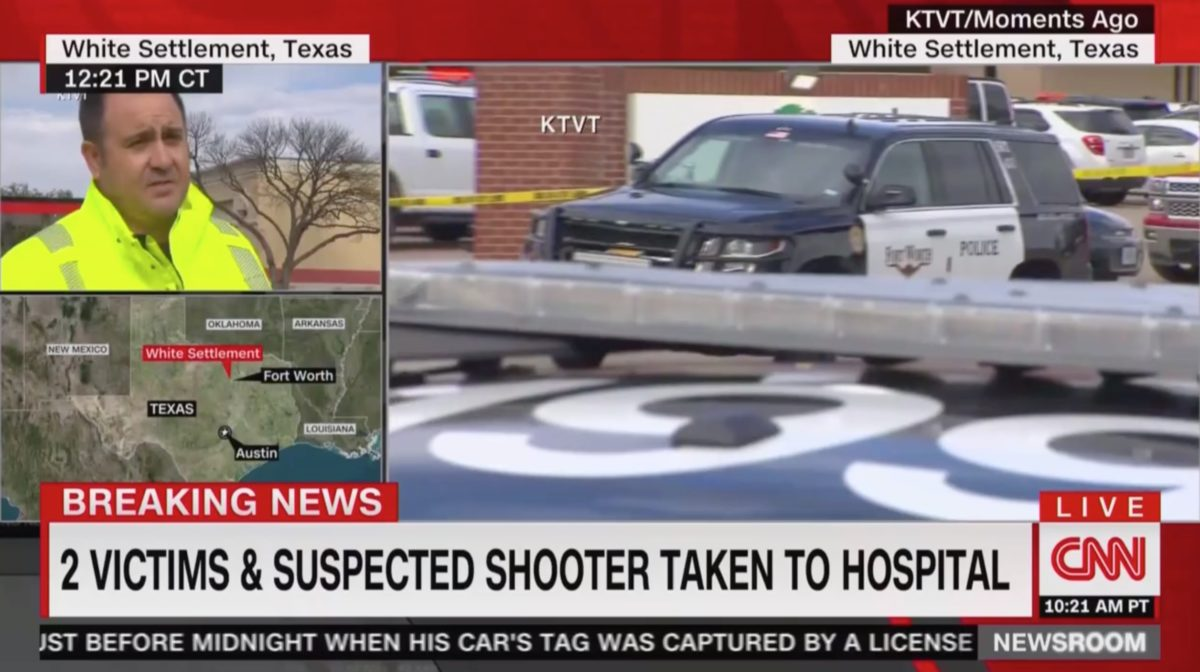 Multiple People Shot in Texas Church