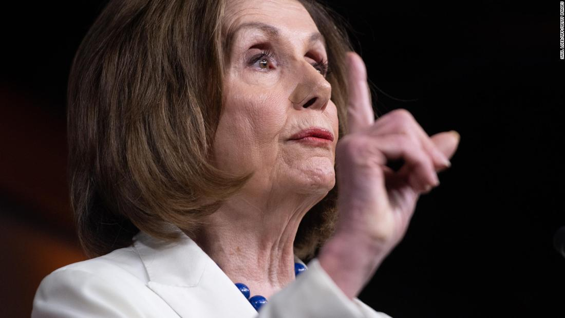 Pelosi to reporter: 'Don't mess with me'