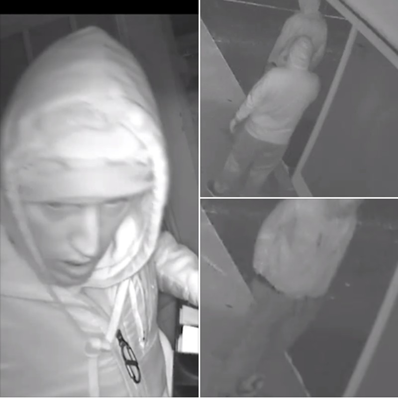 Police Search for suspects connected to series of break-ins