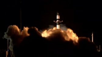 Rocket Lab's 10th launch tests booster recovery technology – Spaceflight Now