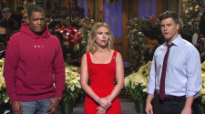 Scarlett Johansson's sixth Saturday Night Live succumbs to smirking centrism