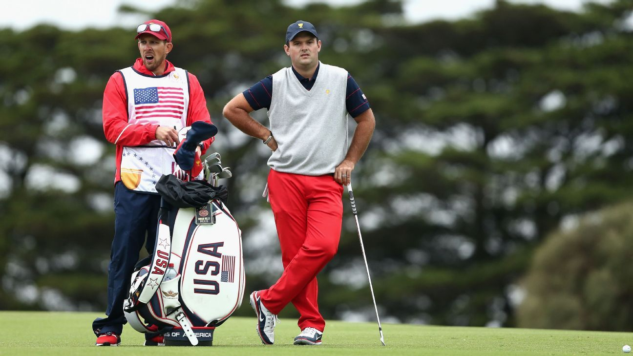 Source -- Patrick Reed's caddie punches fan at Presidents Cup