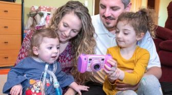 Sunday Special: 'Miracle' baby Mikaela Szajna continues to break barriers | Health-care