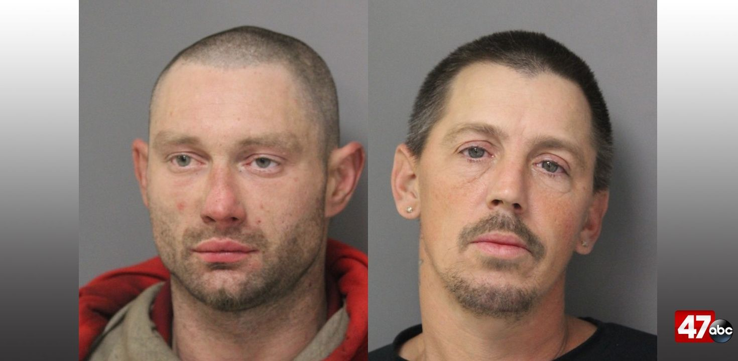Two arrested for breaking into parking meters in Georgetown
