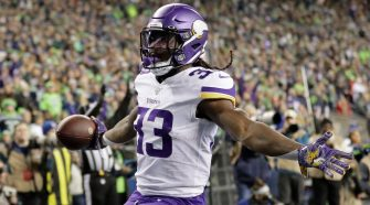 Vikings RB Dalvin Cook avoids serious injury to shoulder