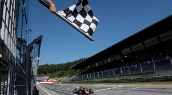 F1 waves checkered flag for tradition over technology