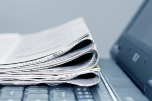 Disruption to the news media is not about technology