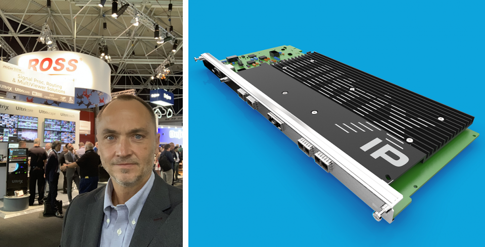 Ross Video Ultrix IP Wins TV Technology 2019 Product Innovation Award; Mark Sizemore Named PIA Awards Innovator of the Year