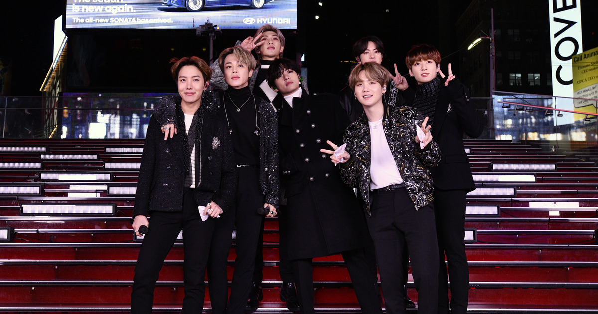 [WATCH] BTS Times Square Performance [VIDEO]