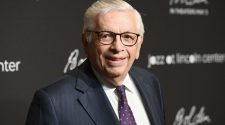 Former NBA Commissioner David Stern Has Died