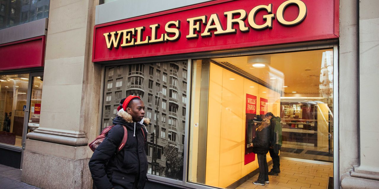 'We Need to Be a Technology Company.' Wells Fargo Struggles With Aging Systems.