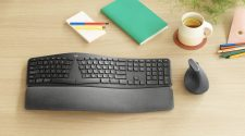 Logitech's new split Ergo K860 keyboard expands its ergonomic accessory lineup