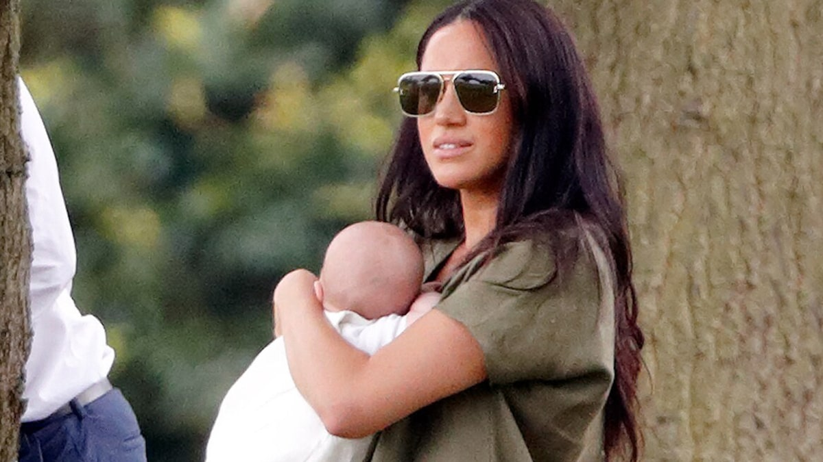 Meghan Markle's Battle Over Archie's Privacy Influenced Megxit