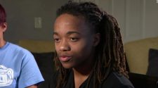 DeAndre Arnold, Barber Hills student, can't walk at graduation unless he cuts his dreadlocks