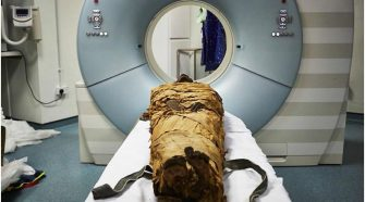 Mummy returns: Voice of 3,000-year-old Egyptian priest brought to life