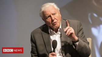 Sir David Attenborough says fixed-term parliaments lead to lack of climate focus