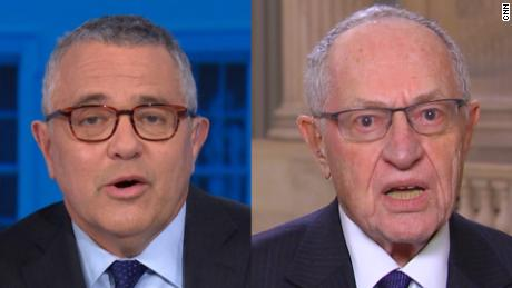 Dershowitz says he'll 'forgive' Pompeo's 'rudeness' to reporter if he brings peace to Middle East