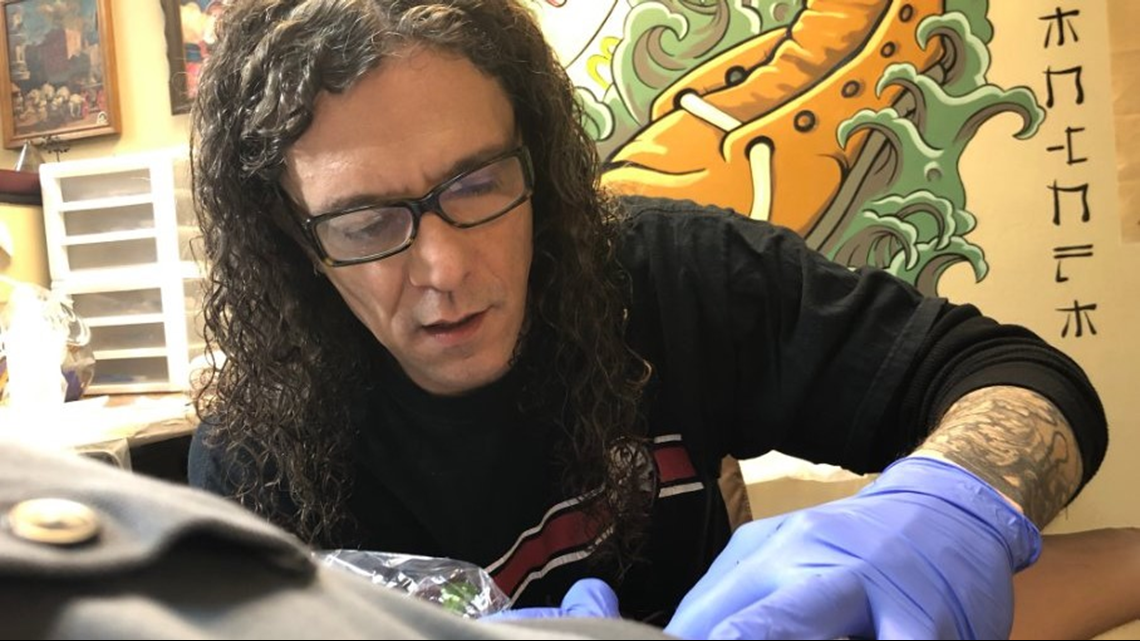 Technology shapes the future of tattoos