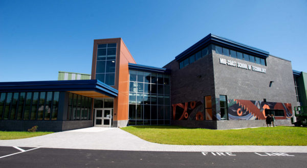 Bangor contractor sues Mid-Coast School of Technology — Midcoast — Bangor Daily News — BDN Maine