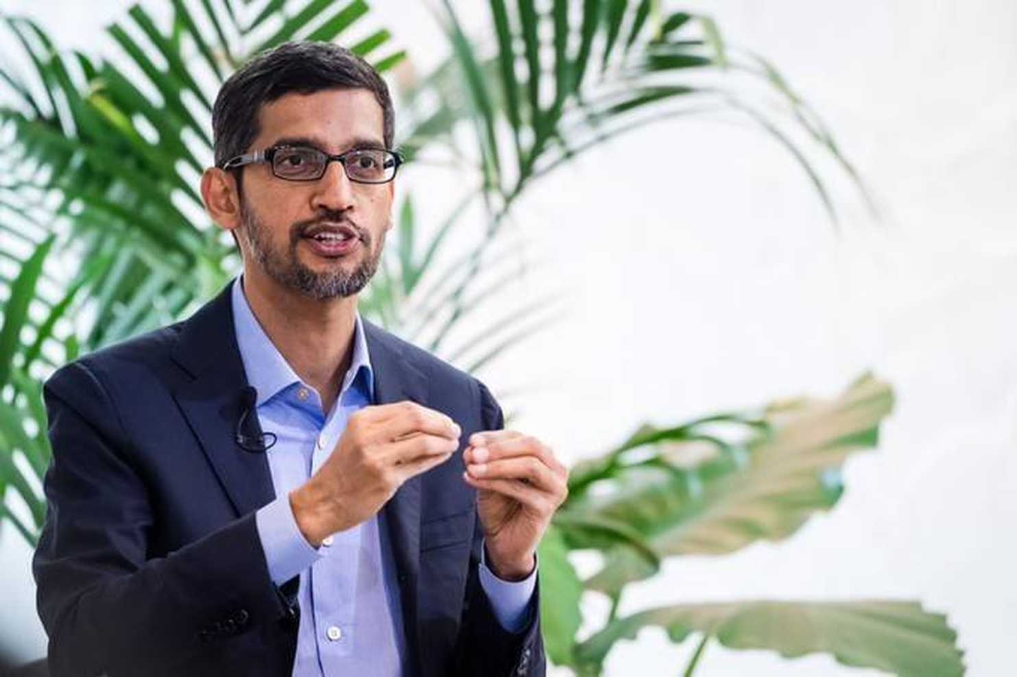 The Technology 202: Google's Sundar Pichai is the latest tech titan to embrace regulation