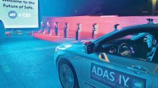 Israeli auto technology takes center stage at CES