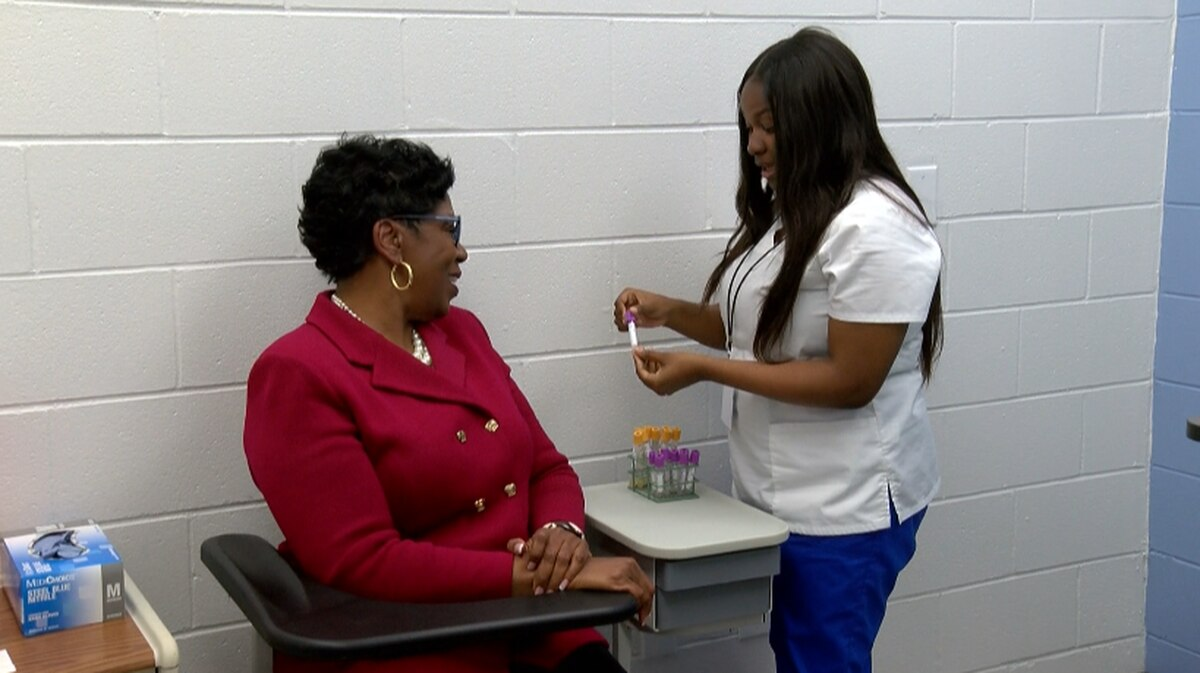 New partnership combines school and healthcare with free community clinic