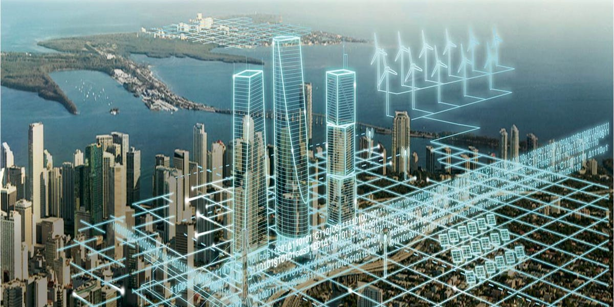 IoT & Smart City Technology: How Connected Cities Work