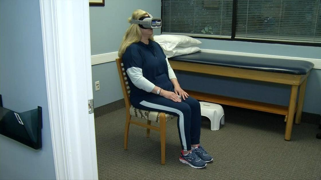 Health Beat: Virtual reality manages pain without opioids | Health Beat