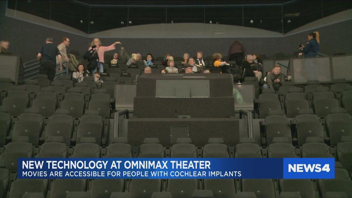 New technology makes OMNIMAX Theater more accessible for people with hearing loss | News Headlines
