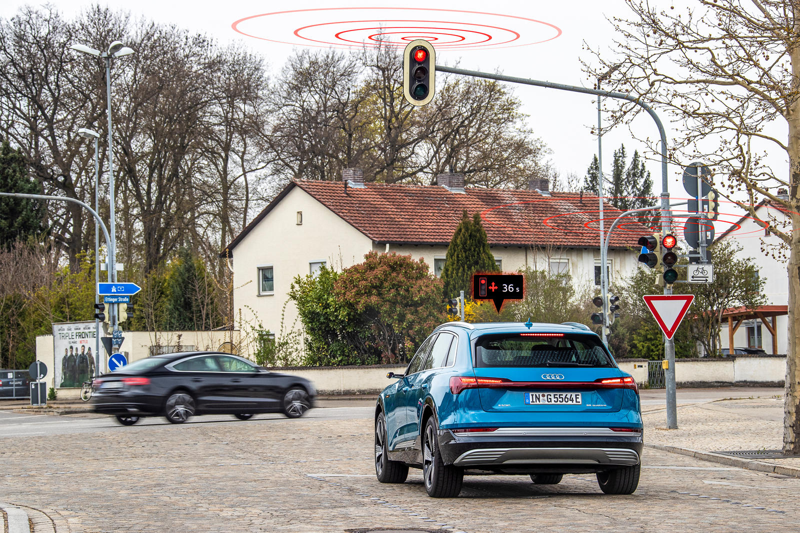 Audi's New Safety Technology Could Save Your Life